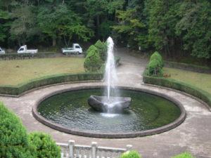 成田山噴水
