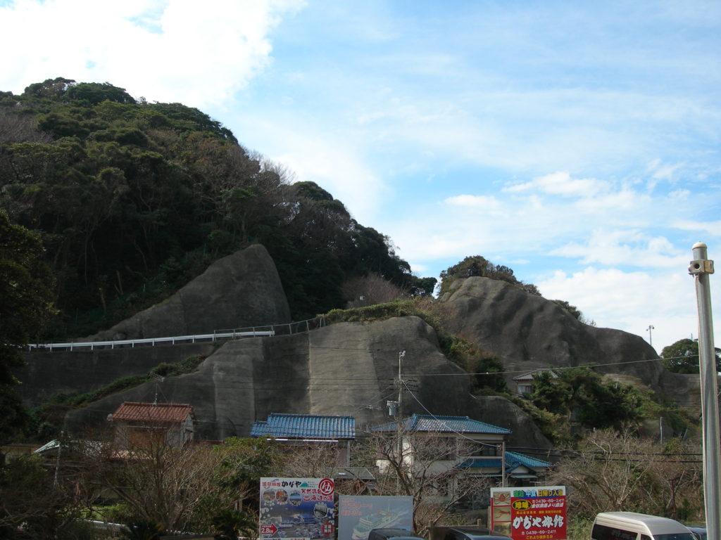 鋸山ロープウェイ