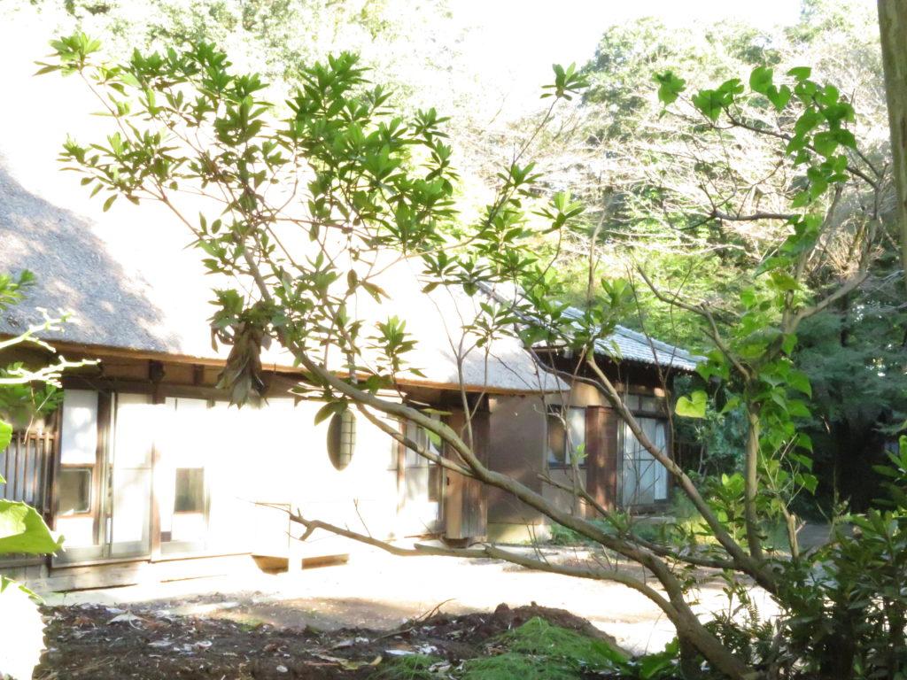 平林寺睡足軒