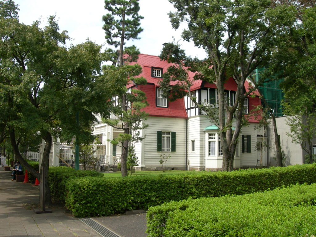 デ・ラランデ邸