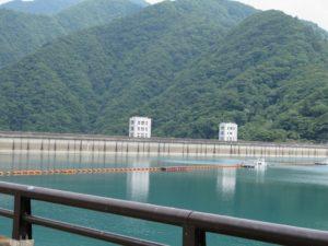 小河内ダム