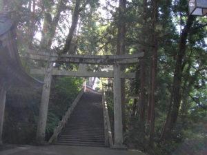 白山比咩神社二ノ鳥居