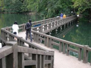 井の頭公園弁財天