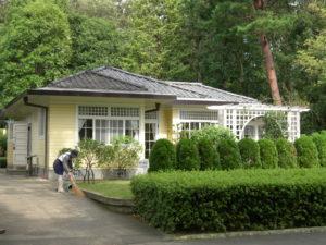 田園調布の家